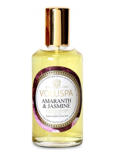 amaranth jasmine voluspa parfum ein es parfum f r frauen 2014. Black Bedroom Furniture Sets. Home Design Ideas