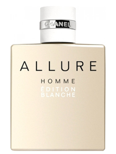 Allure Homme Edition Blanche Chanel cologne - a fragrance for men 2008