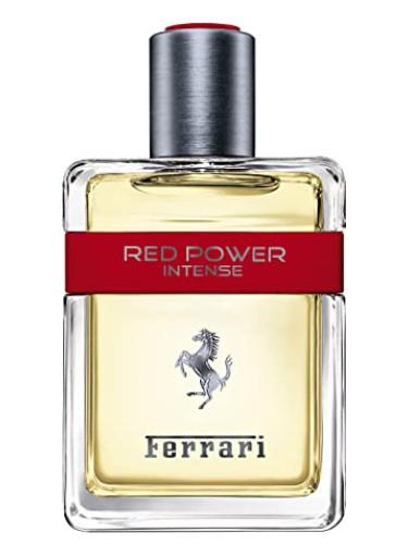 Red Power Intense Ferrari cologne