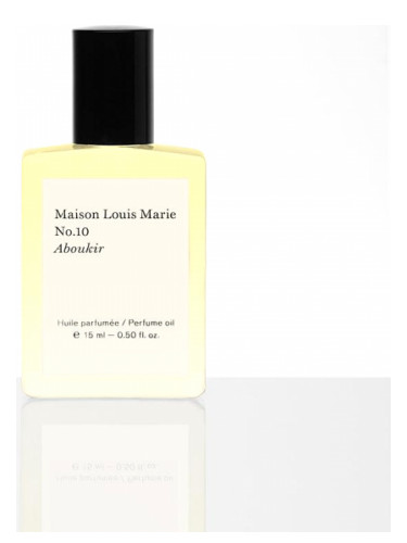 aboukir maison louis marie perfume a fragrance for women and men 2014. Black Bedroom Furniture Sets. Home Design Ideas