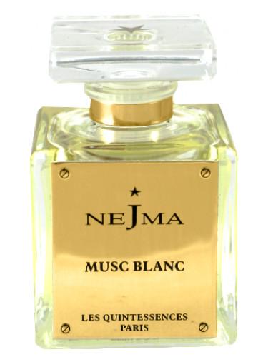 musc blanc nejma perfume a fragrance for women and men 2014. Black Bedroom Furniture Sets. Home Design Ideas