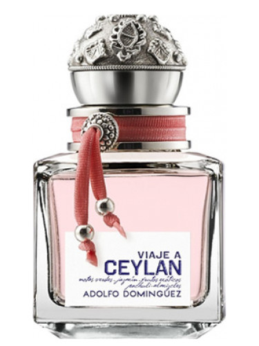 Viaje a ceylan mujer adolfo dominguez perfume una for Adolfo dominguez nuevo