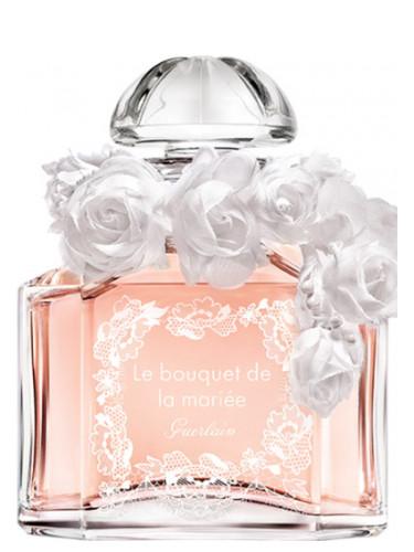 le bouquet de la mariee guerlain perfume a new fragrance for women 2015. Black Bedroom Furniture Sets. Home Design Ideas