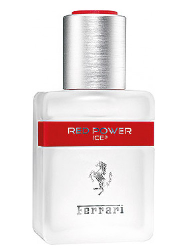 Red Power Ice 3 Ferrari cologne