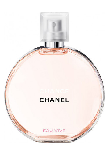 chance eau vive chanel perfume a new fragrance for women 2015. Black Bedroom Furniture Sets. Home Design Ideas