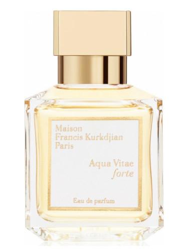 Aqua vitae forte maison francis kurkdjian perfume a new for Aqua vitae maison francis kurkdjian