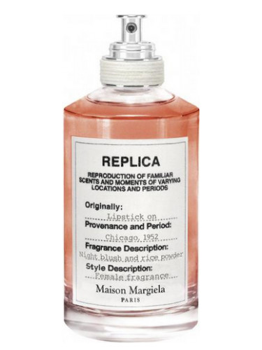 Lipstick On Maison Martin Margiela Perfume A New