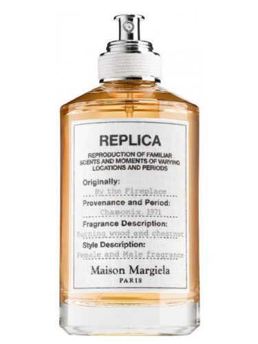 By the Fireplace Maison Martin Margiela perfume - a new fragrance ...