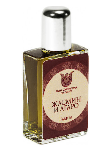 jasmine and agarwood anna zworykina perfumes parfum ein es parfum f r frauen und m nner 2008. Black Bedroom Furniture Sets. Home Design Ideas
