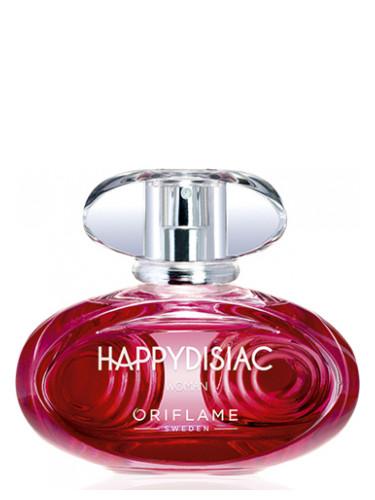 Happydisiac Woman Oriflame perfume - a new fragrance for ...