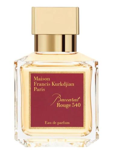 Maison francis kurkdjian paris baccarat rouge 540 what fits in a prismatic gem slot