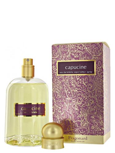 capucine fragonard parfum un parfum pour femme 2005. Black Bedroom Furniture Sets. Home Design Ideas