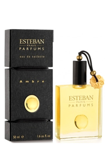 ambre esteban perfume a fragrance for women. Black Bedroom Furniture Sets. Home Design Ideas