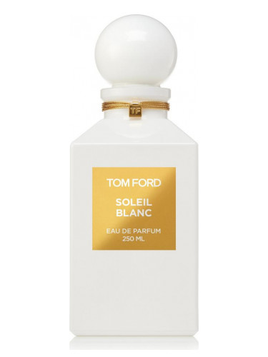 soleil blanc tom ford perfume a new fragrance for women. Black Bedroom Furniture Sets. Home Design Ideas