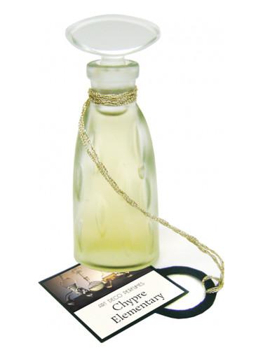 chypre elementary art deco perfumes parfum un nouveau parfum pour homme et femme 2015. Black Bedroom Furniture Sets. Home Design Ideas