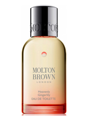 heavenly gingerlily molton brown perfume a new fragrance for women 2015. Black Bedroom Furniture Sets. Home Design Ideas