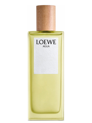 agua de loewe loewe perfume a fragrance for women and men 2000. Black Bedroom Furniture Sets. Home Design Ideas