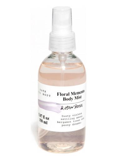 Floral Memento Body Mist