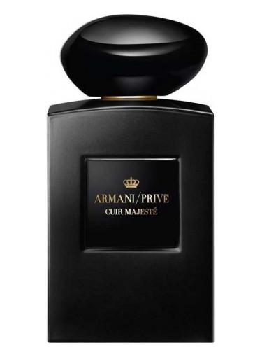 armani prive cuir majeste giorgio armani parfum ein. Black Bedroom Furniture Sets. Home Design Ideas