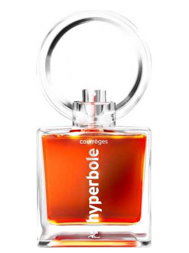 hyperbole courreges perfume a new fragrance for women 2016. Black Bedroom Furniture Sets. Home Design Ideas