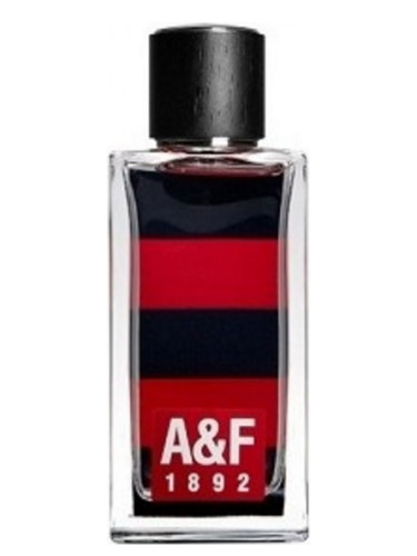A & F 1892 Red