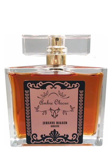 ambre obscur jehanne rigaud parfums perfume a fragrance for women and men. Black Bedroom Furniture Sets. Home Design Ideas