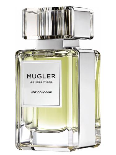 Hot Cologne Mugler para mulheres e homens