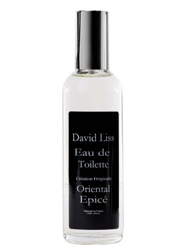 oriental epice david liss parfums cologne un parfum pour homme. Black Bedroom Furniture Sets. Home Design Ideas