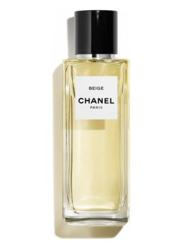Beige Eau De Parfum Chanel Perfume A New Fragrance For