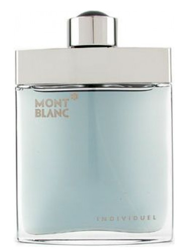 individuel montblanc cologne a fragrance for men 2003. Black Bedroom Furniture Sets. Home Design Ideas