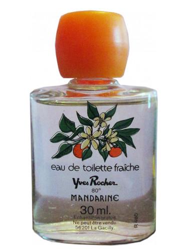 mandarine eau de toilette fra 238 che yves rocher perfume a fragrance for and 1979