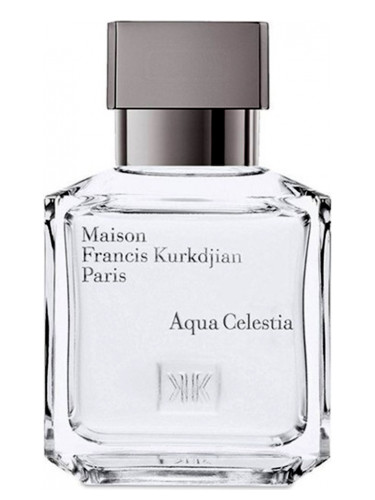 Aqua celestia maison francis kurkdjian perfume a new for Aqua vitae maison francis kurkdjian