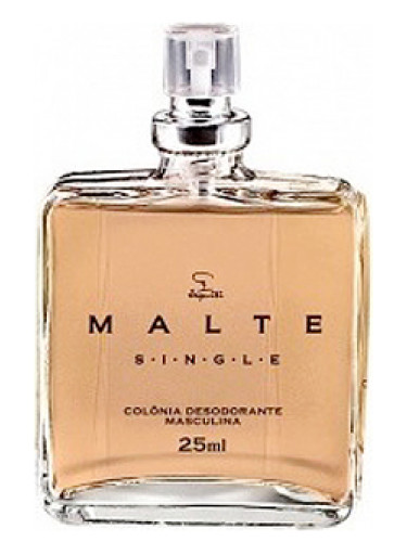 Single note cologne