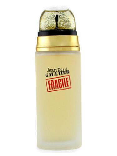fragile eau de toilette jean paul gaultier perfume a fragrance for women 2001. Black Bedroom Furniture Sets. Home Design Ideas