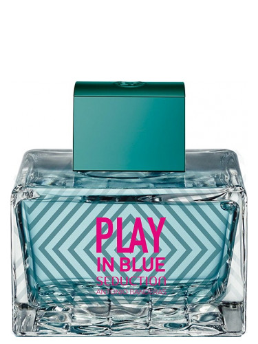 Play In Blue Seduction For Women