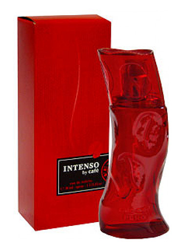 intenso by cafe perfume