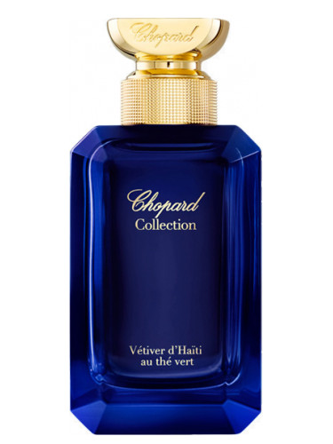 vetiver d 39 haiti au the vert chopard parfum un nouveau parfum pour homme et femme 2017. Black Bedroom Furniture Sets. Home Design Ideas
