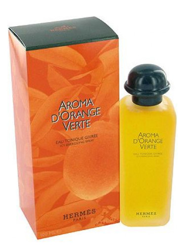 aroma d 39 orange verte herm s perfume a fragrance for women and men 2003. Black Bedroom Furniture Sets. Home Design Ideas