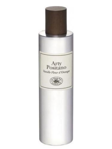 Arty positano vanille fleur d 39 oranger la maison de la for Absolu de vanille la maison de la vanille