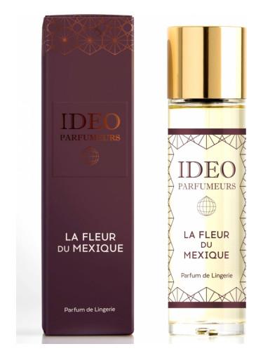 la fleur du mexique ideo parfumeurs perfume a new fragrance for women 2016. Black Bedroom Furniture Sets. Home Design Ideas