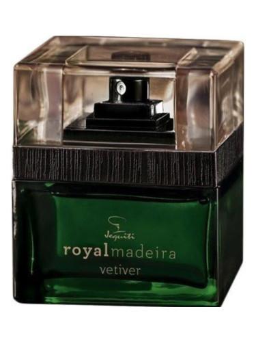 Royal Madeira Vetiver Jequiti Compartilhável