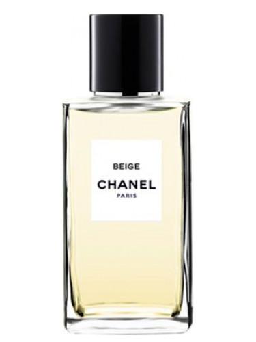 Les Exclusifs De Chanel Beige Chanel Perfume A Fragrance