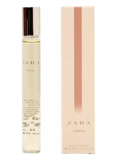 zara femme 2017 zara perfume a new fragrance for women 2017. Black Bedroom Furniture Sets. Home Design Ideas