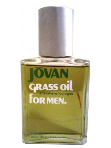 grass oil jovan cologne a fragrance for men 1974. Black Bedroom Furniture Sets. Home Design Ideas