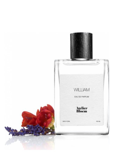 william atelier bloem perfume a fragrance for women and men. Black Bedroom Furniture Sets. Home Design Ideas