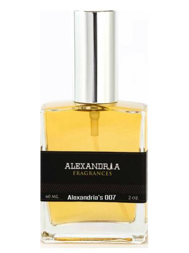 alexandria s 007 alexandria fragrances perfume a new. Black Bedroom Furniture Sets. Home Design Ideas