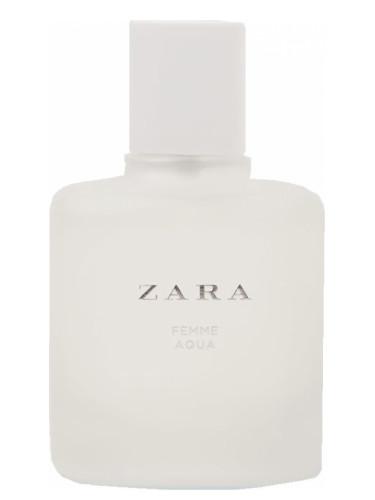 femme aqua zara perfume a new fragrance for women 2018. Black Bedroom Furniture Sets. Home Design Ideas