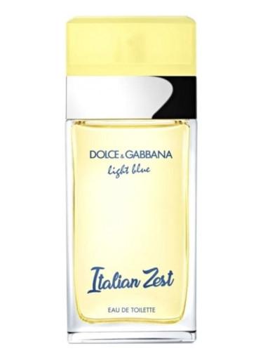 Light Blue Italian Zest Dolce Amp Gabbana Perfume A New