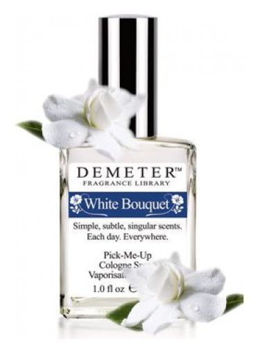 white bouquet demeter fragrance perfume a fragrance for women 2009. Black Bedroom Furniture Sets. Home Design Ideas