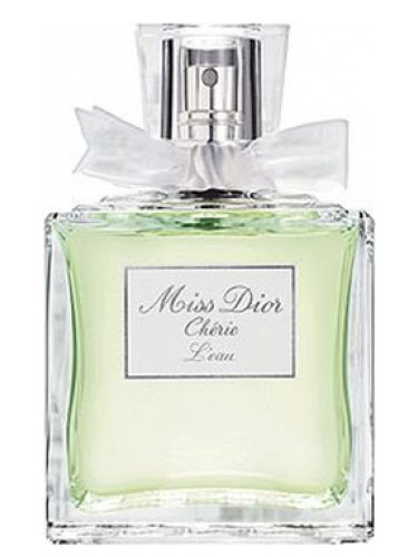 miss dior cherie l 39 eau christian dior perfume a. Black Bedroom Furniture Sets. Home Design Ideas